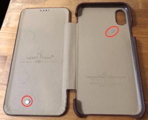 iPhone X/XS/XS Maxケースに スマートロックHES機構を自作してみよう