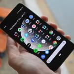 Google Pixel 3 レビュー : ハイエンドAndroidスマートフォン
