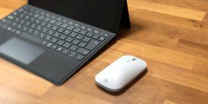 Microsoft Surface モバイルマウス レビュー:Surfaceだけじゃ勿体ない!持ち歩きに最適なマウス!