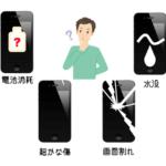 高額なiPhone下取りは状態によって使い分けるべし!キャリアの下取りプログラムも活用する事