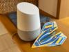 Google HomeからCanonプリンタに塗り絵や折り紙を印刷させる方法