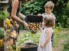 オーストラリア発のタワー型プランタ「ポールポテト」:ベランダでジャガイモが収穫できる!?